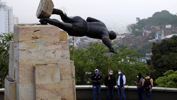 Sebastián de Belalcázar fue un conquistador español que fundó Quito en 1534. (Foto: AFP)
