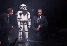 Un robot es el protagonista de una ópera en Alemania [VIDEO]
