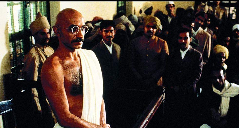 """Gandhi"" - 1 de noviembre. (Foto: Netflix)"