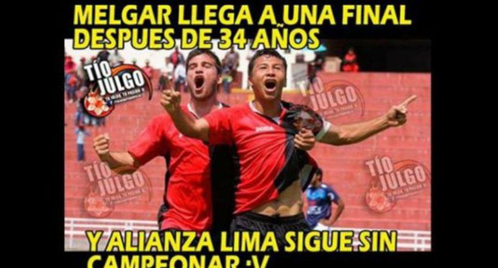Melgar campeón: los memes del título de los arequipeños - 8