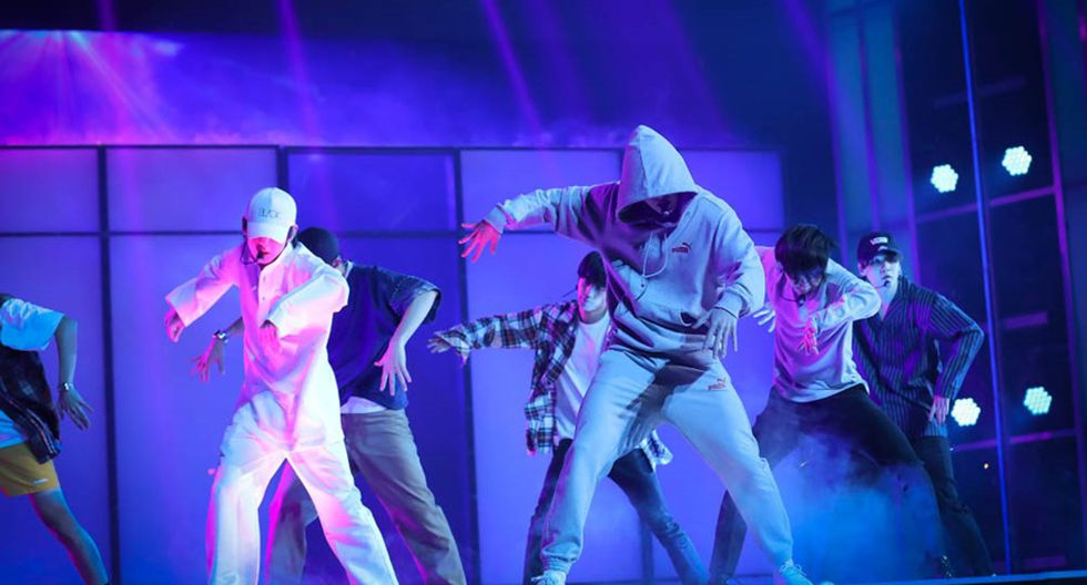 BTS se alista para los Billboard 2018. (Foto: Twitter/ BigHit Entertainment)