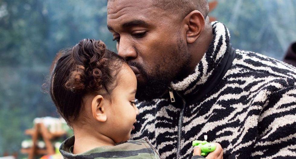 Kim kardashian publica nuevas fotografías de sus hijos. (Fotos: Instagram)