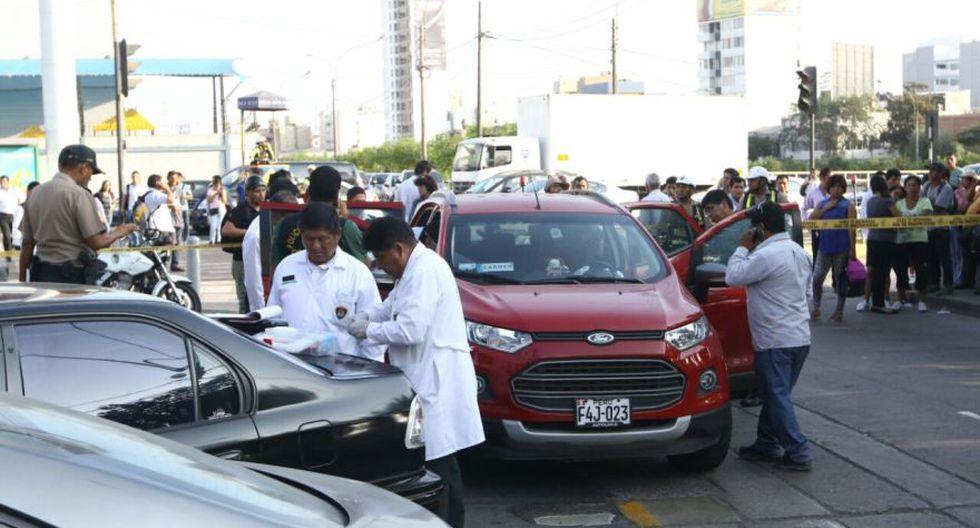 Surquillo: asalto de 'marcas' causó pánico en las calles - 11