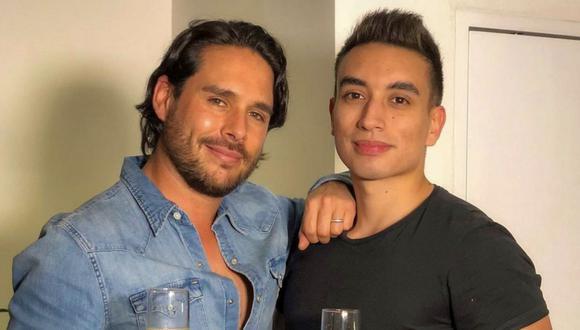 Sebastián Caicedo feliz de ser un ejemplo a seguir de su sobrino Pipe (Foto: Instagram / Felipe Castro)