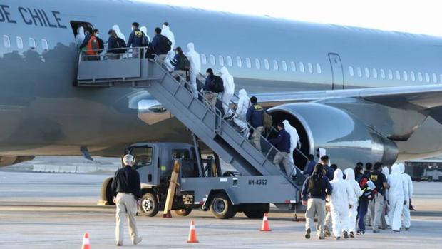 The Chilean government enacted a new migration law that facilitates the