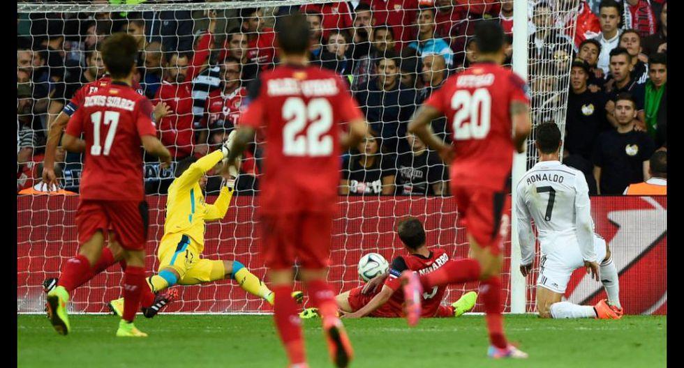 Real Madrid vs. Sevilla: las mejores imágenes del partido - 25