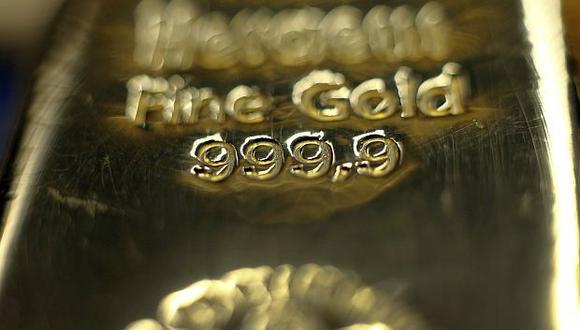 Analistas señalaron que el precio del oro sube ante una mayor aversión al riesgo en los mercados. (Foto: Reuters)