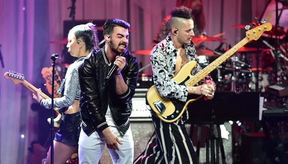 DNCE en Lima: banda de Joe Jonas llegará con Bruno Mars