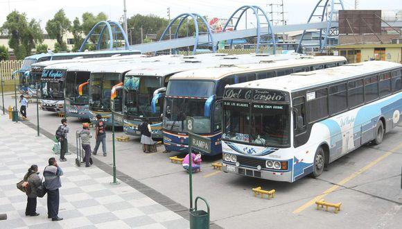 El recorrido de las unidades será desde el punto de origen hasta el punto de destino. No se puede recoger pasajeros en el camino. (Foto: GEC)
