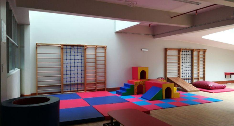 ARIE acaba de inaugurar su nuevo centro de rehabilitación para pacientes con síndome de Down en San Juan de Lurigancho.