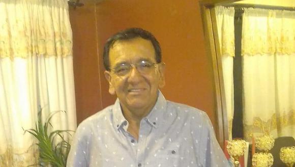 Gabriel Sandoval, un hombre de 71 años, esta internado desde hace 12 días en el Hospital EsSalud Octavio Mongrut a la espera de una cama en cuidados intensivos. Su caso acrecienta la tragedia de la familia Sandoval Millones, que ha visto a nueve de sus miembros fallecer a causa del Covid-19 durante el 2020. (Foto: Archivo familiar)