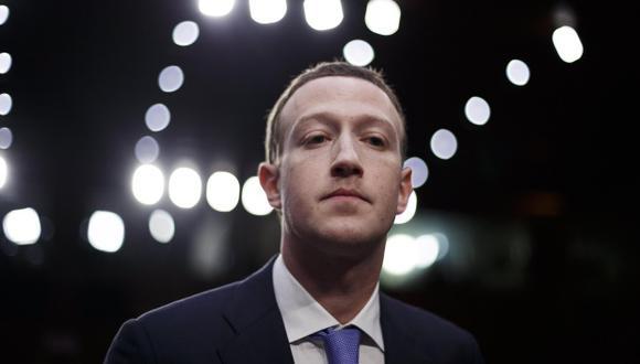 """""""Facebook y sus ejecutivos, incluido Mark, se esfuerzan en todo momento por cumplir con todas las leyes aplicables"""", dijo un portavoz de la empresa en un comunicado. (Foto: EFE)"""