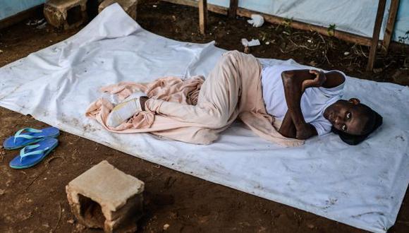 Ébola: La mortalidad aumentó al 70% de contagiados
