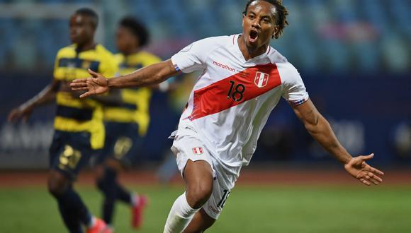La selección alcanzó los 4 puntos en el grupo B de la Copa América y buscará su clasificación la próxima fecha, ante Venezuela (Foto: AFP)