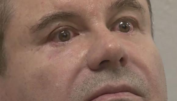 Joaquín 'El Chapo' Guzmán está recluido en la prisión federal Florence ADMAX de Colorado. (Foto: AFP)