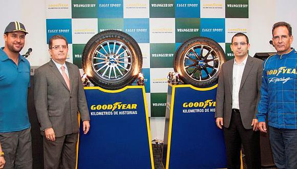 Goodyear Perú espera incrementar hasta en 5% sus ventas en 2014