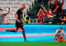 Benfica vs. Spartak Moscú: resumen, goles y fotos del partido por la Champions League