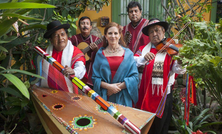 Encantos Andinos le rinde tributo a Jaime Guardia
