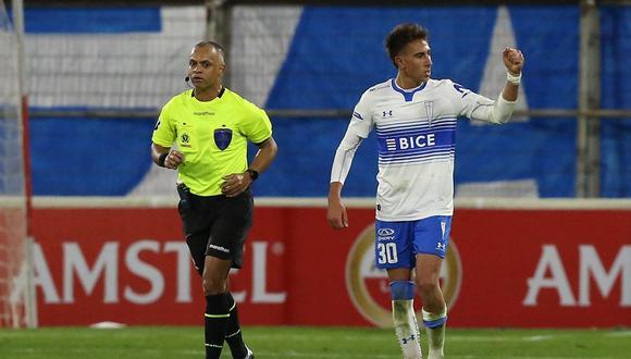 U. Católica venció al Atlético Nacional y avanzó en la Copa Libertadores 2021