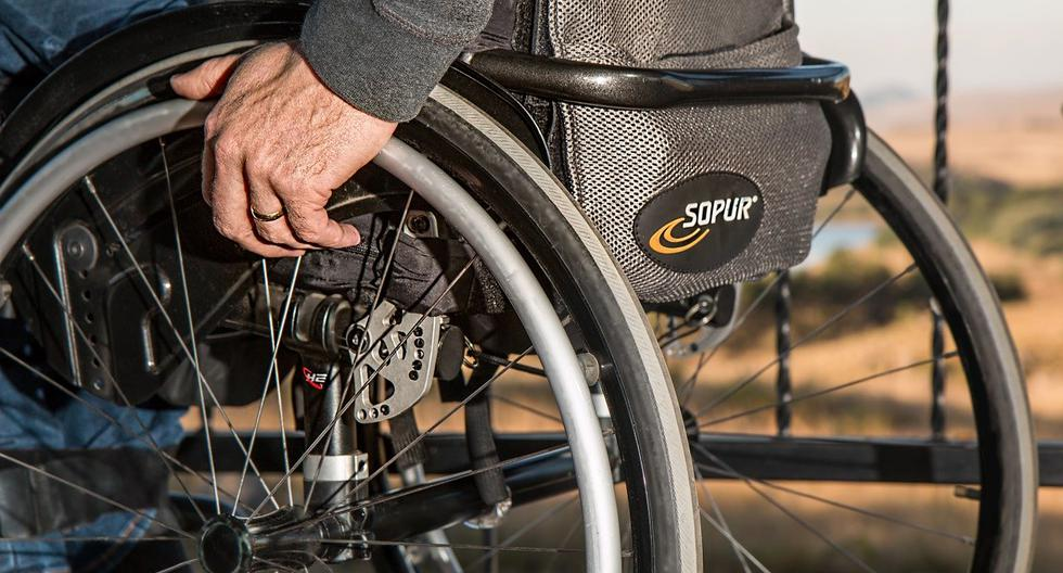 Muchas de las enfermedades raras pueden causar discapacidad. (Foto: Pixabay)
