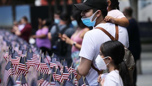 Nueva York fue el epicentro al comienzo de la epidemia de coronavirus en Estados Unidos. (Foto: AFP)