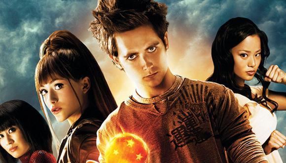"""""""Dragonball Evolución"""" fue estrenada en el 2009 y dirigida por James Wong (Foto: Difusión)"""