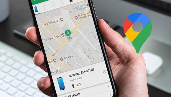¿Has perdido el celular en tu casa o te lo olvidaste en casa de tu amigo? Así puedes saberlo con Google Maps. (Foto: Google)