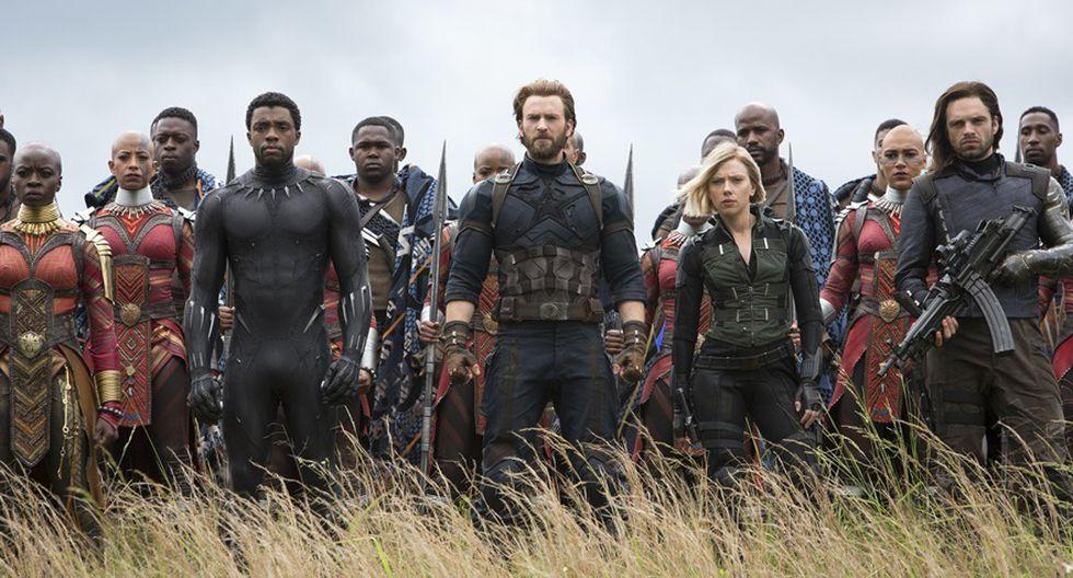 """""""Avengers: Infinity War"""" competirá en los Oscar 2019 por efectos especiales. (Foto: Agencias)"""
