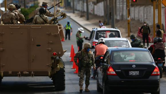 El presidente Martín Vizcarra anunció la ampliación por 13 días más del aislamiento social obligatorio comprendido en la declaratoria de estado de emergencia para detener el avance del coronavirus en el Perú | Foto: GEC