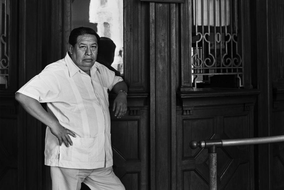 Alicia Benavides empezó a fotografiar con una cámara que le prestó su padre