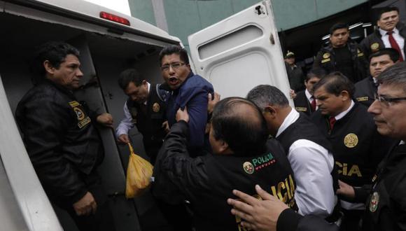 Aduvuri, preso en el penal de Yanamayo, saldrá libre en los próximo días después de que la Corte Suprema revocó su sentencia de seis años de cárcel por cuatro años de pena suspendida. (Foto: Archivo / GEC)