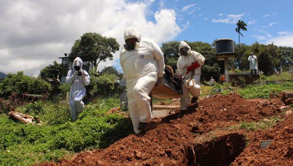 Coronavirus en Venezuela | Últimas noticias | Último minuto: reporte de infectados y muertos hoy, viernes 11 de setiembre del 2020 | (Foto: EFE/ Johnny Parra).