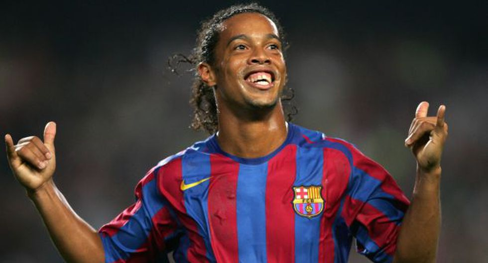 Ronaldinho recibió homenaje con video que 'estalló' en Internet