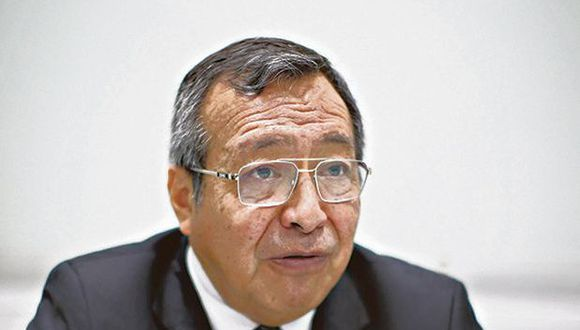 Luis Hidalgo alerta sobre los problemas en Madre de Dios. Días atrás, denunció que él y otros funcionarios reciben amenazas por parte de mafias de taladores ilegales. (Foto: Renzo Salazar)