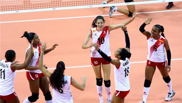 Perú cayó 3-1 ante Tailandia en el Mundial Sub 23 de Vóley