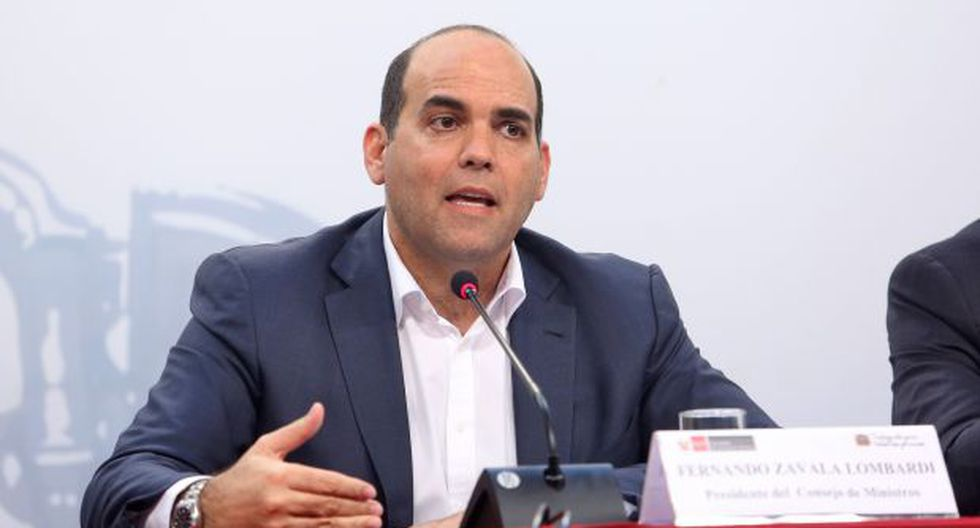 Fernando Zavala dijo que en la reunión con Alarcón solo se tocaron asuntos técnicos. (Foto: PCM)