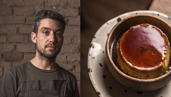 Juan Luis Martínez es chef de Mérito, restaurante barranquino de cocina de autor donde manda el producto. En la cocina se juntan influencias peruanas y venezolanas. Foto: Maricé Castañeda.