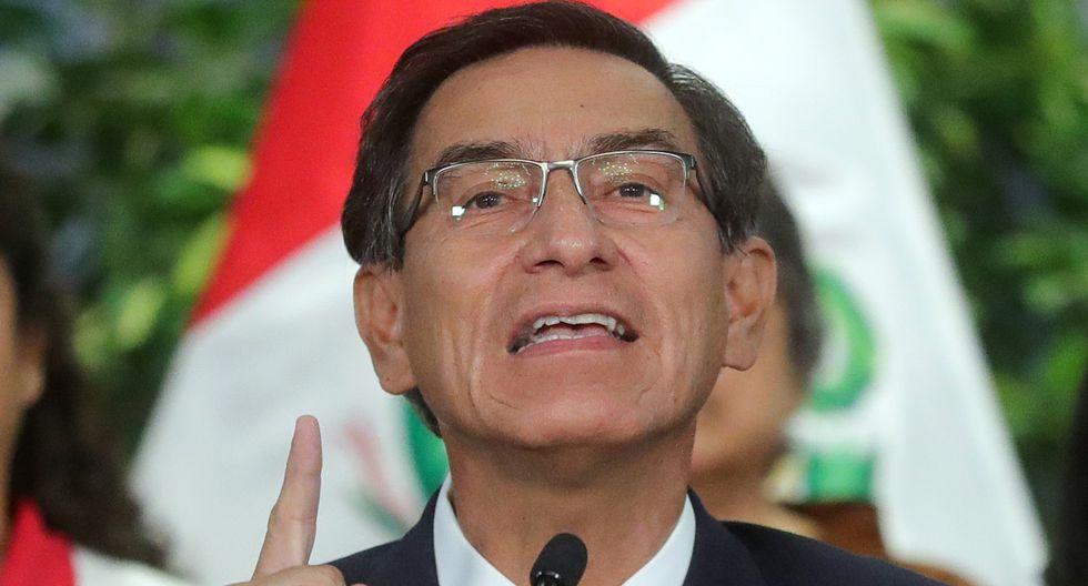 Martín Vizcarra en vivo hoy, últimas noticias y más detalles sobre el presidente del Perú
