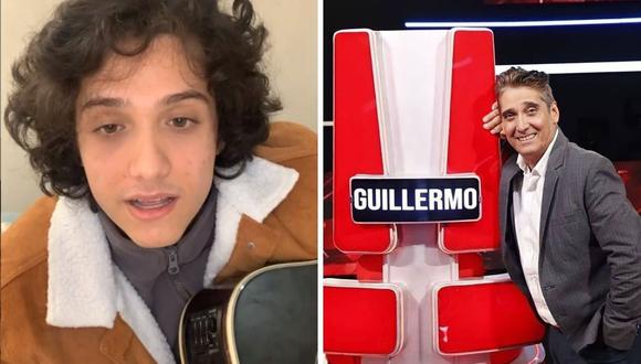 Vasco Madueño dijo estar dispuesto a conocer, cara a cara, a Guillermo Dávila. (Foto: Instagram @vascomadueno / @guillermodavilaoficial).