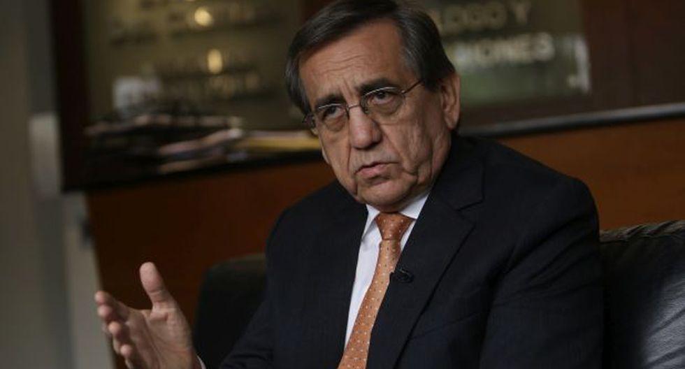 Del Castillo también se opone al proyecto sobre la renovación del Gabinete presentado por Mulder. (Foto: Anthony Niño de Guzmán/ Archivo El Comercio)