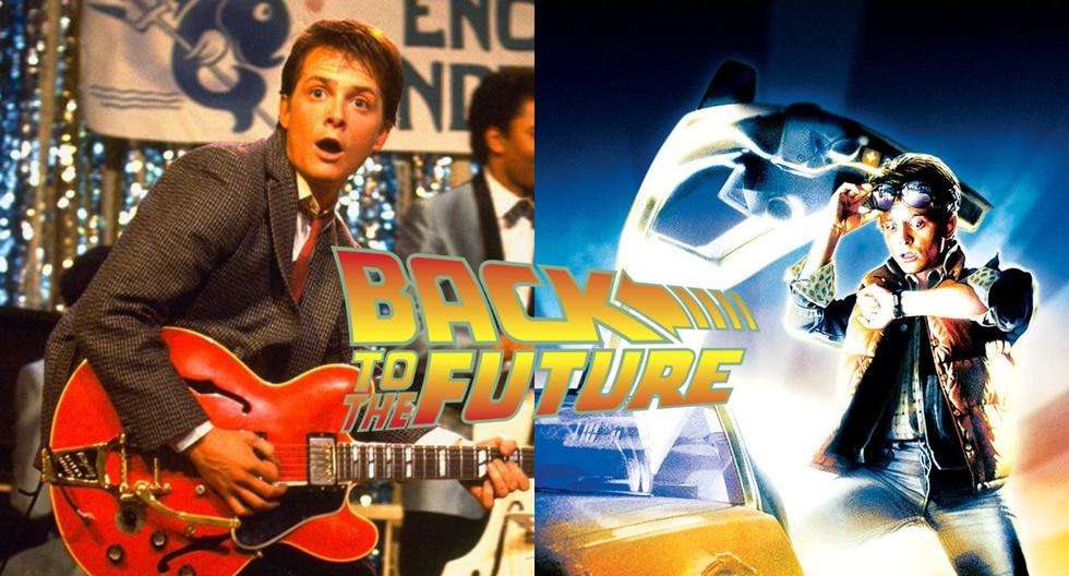 Foto 1 de 5: Michael J. Fox contó una increíble anécdota relacionada a una de las escenas más icónicas de Volver al Futuro. Desliza hacia la derecha para saber más al respecto. (Crédito: Back to the Future Trilogy en Facebook)