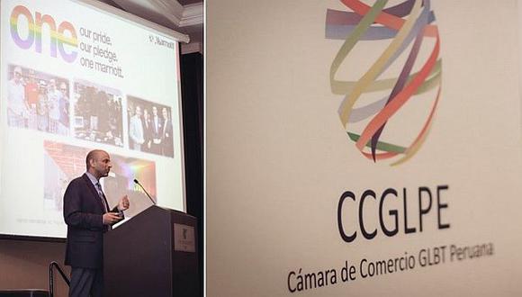 Marriott se sumará a los programas de la Cámara LGBT del Perú