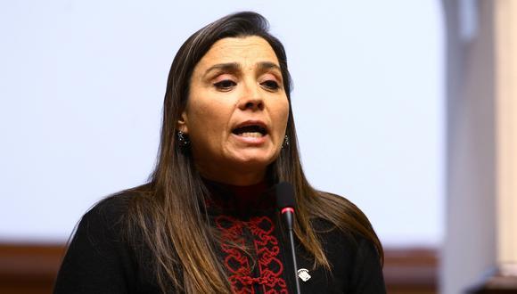 Karla Schaefer (Foto: Congreso)