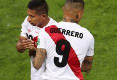 ¿Por qué Ricardo Gareca dejó a Paolo Guerrero en el banco de suplentes contra Dinamarca?