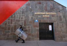 Cusco: procuraduría regional realizó seis denuncias penales durante estado de emergencia