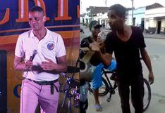 La Charanga Habanera: exintegrante Michel Maza reaparece bajo de peso, niega ser indigente   VIDEO