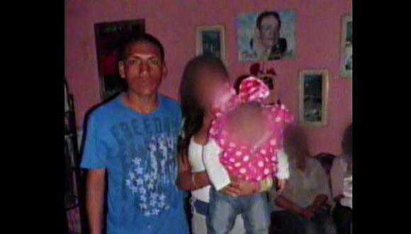 Estibador fue asesinado frente a su esposa y su pequeña hija