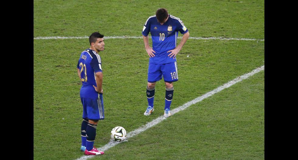 La tristeza y decepción de Messi luego de perder el Mundial - 4