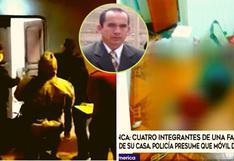Asesinato en Barranca: las pistas del crimen de un conocido abogado que fue torturado junto a su familia