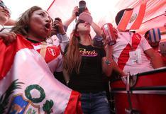 Selección peruana: la primera convocatoria de mujeres para formar parte de la barra oficial de Perú
